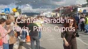 peyia carnival parade 2020